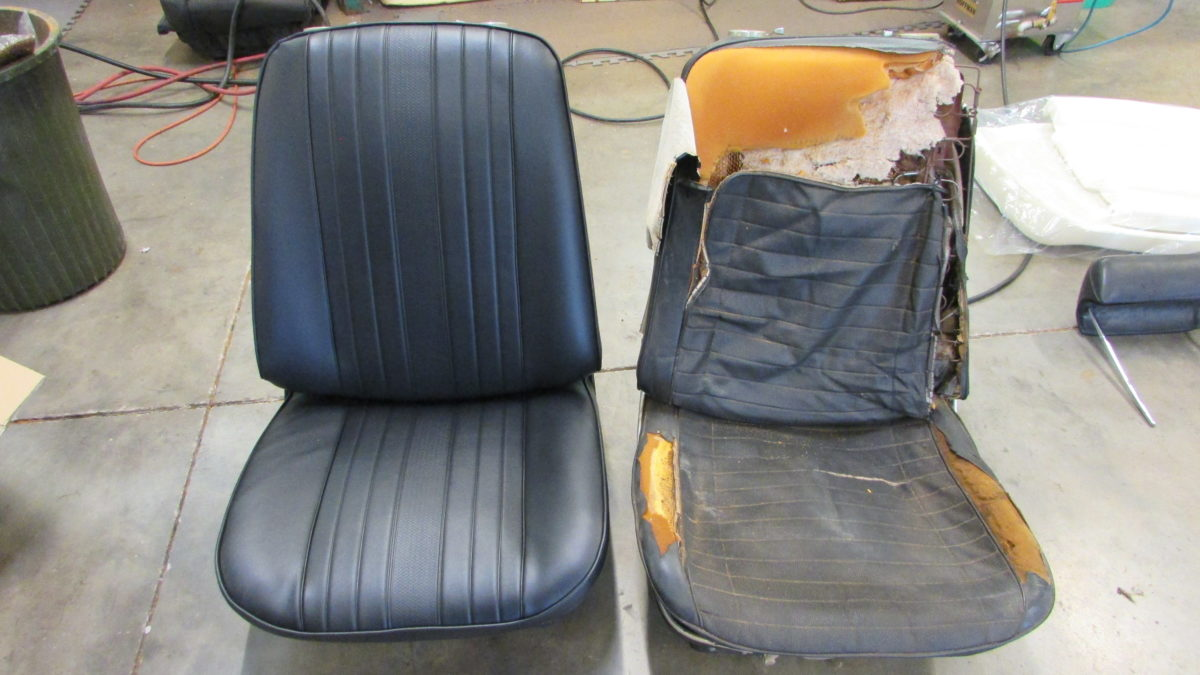Upholstery - Unique Auto Upholstery